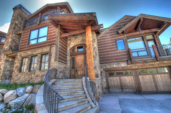 LR900 Mont Blanc in Lewis Ranch 4BR  4BA - Lewis Ranch - Image 1 - Copper Mountain - rentals