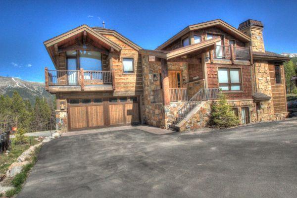 LR932 Cloud Nine at Copper  5BR  5BA - Lewis Ranch - Image 1 - Copper Mountain - rentals