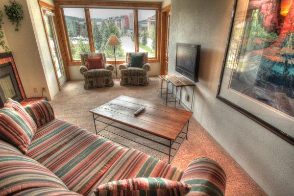SH307 Summit House 1BR 1BA - Center Village - Image 1 - Copper Mountain - rentals