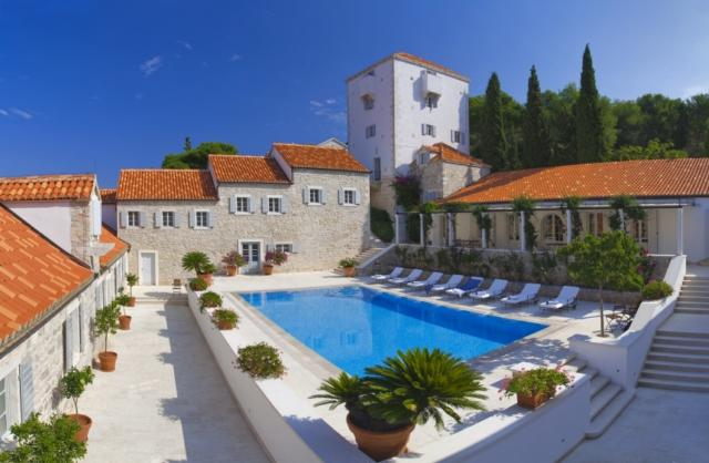 CASTLE FOR RENT on the sea front - Image 1 - Solta - rentals