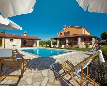 Holiday villa in Rabac for rent - Image 1 - Rabac - rentals