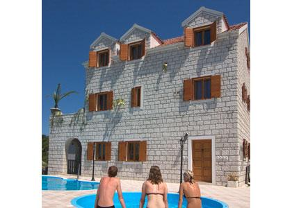 Beautiful holiday villa on Island of Brac - Image 1 - Brac - rentals