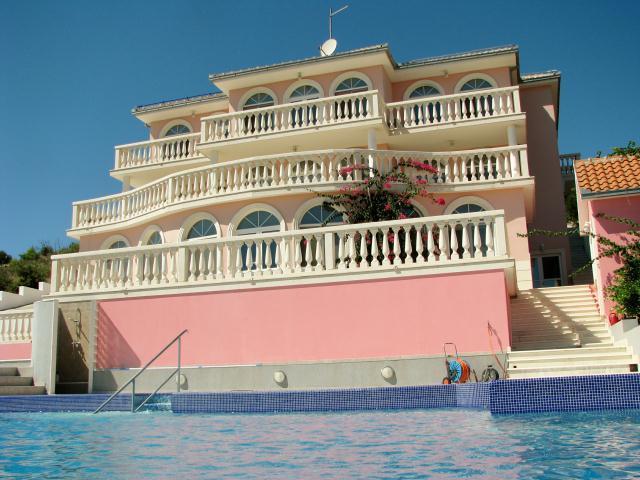 BEAUTIFUL HOLIDAY VILLA WITH POOL - Image 1 - Trogir - rentals