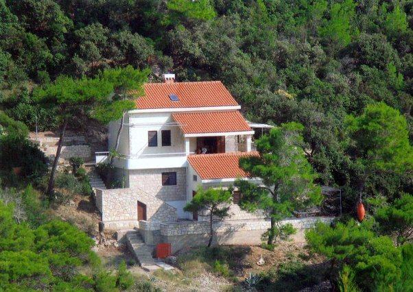 Seafront Robinson house for rent, Korcula - Image 1 - Korcula - rentals