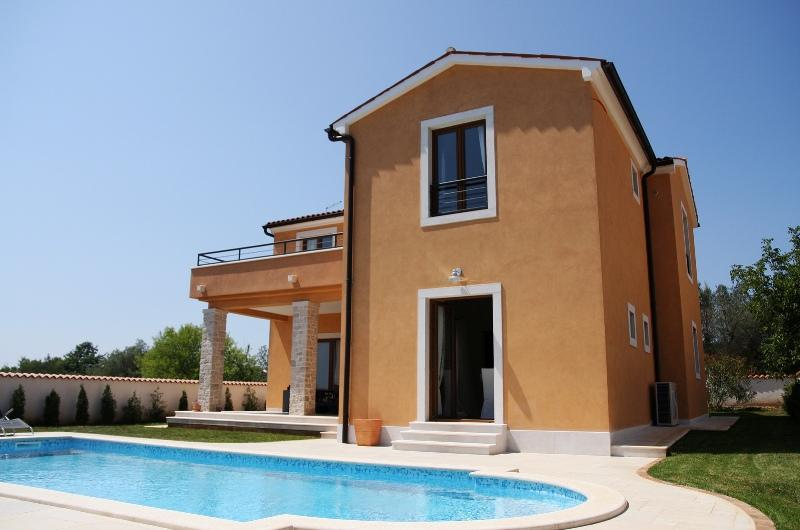Modern holiday villa in Istria - Image 1 - Barban - rentals