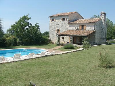 Luxury villa for rent, Pustijanci, Istria - Image 1 - Kanfanar - rentals