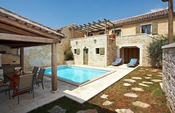 Holiday villa, Nino 1, Prkacini - Image 1 - Prkacini - rentals
