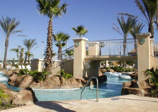 4 Bed 3 Bed  Town Home Villa At Regal Palms Resort Orlando Florida PP4021CL - Image 1 - Davenport - rentals