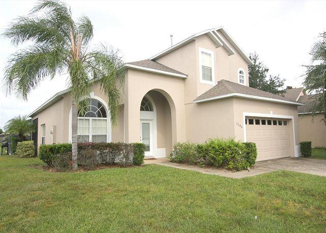 Extra Large Home With Pool And Spa Overlooking Lake - 4 Bed 3 Bath (SH2540AC) - Image 1 - Kissimmee - rentals