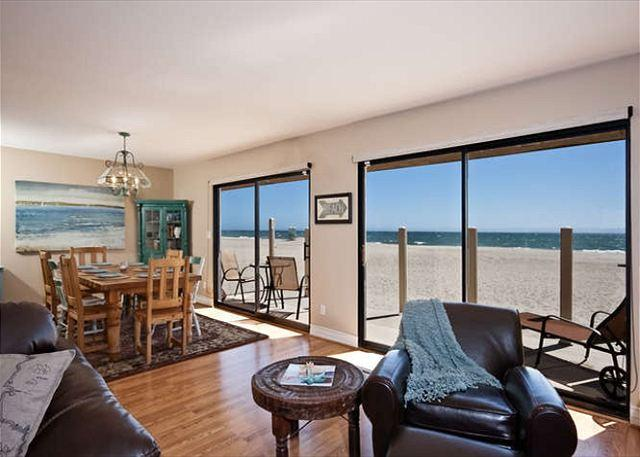 Beautiful oceanfront home on Silverstrand Beach. - Image 1 - Oxnard - rentals