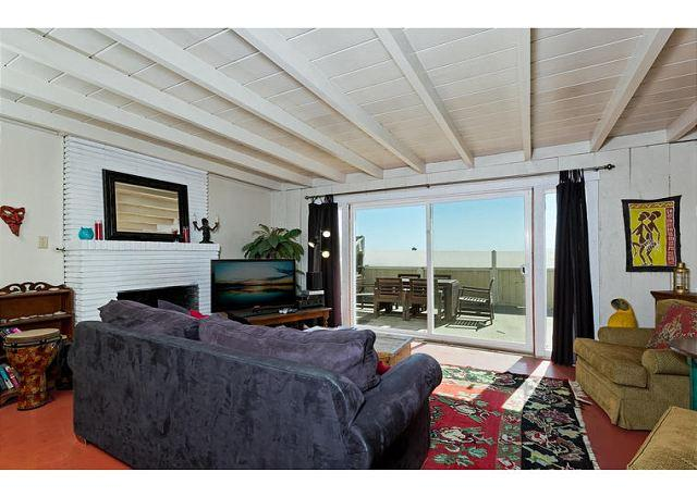 "Hollywood Beach Oceanfront "" Surfers Secret"" - Image 1 - Oxnard - rentals"