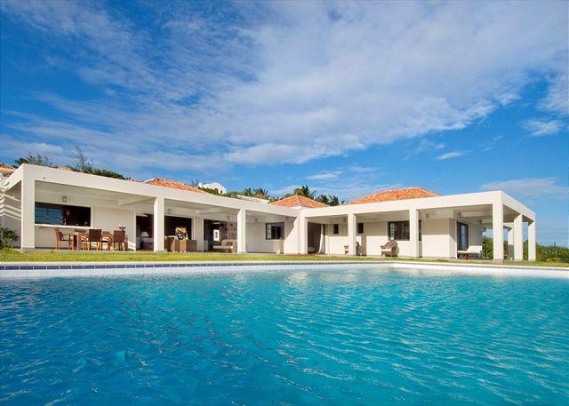 Impressive 6 Bedroom luxurious villa with spectacular views! - Image 1 - Saint Martin-Sint Maarten - rentals