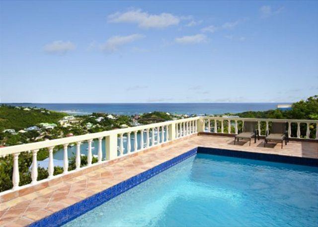 Villa Arcadia - Charming 3 bedroom Villa located in Oyster Pond Estates - Image 1 - Saint Martin-Sint Maarten - rentals
