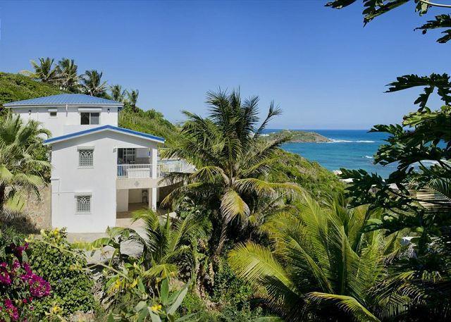 Villa Alexandra - 5-bedroom, 5-bath villa overlooking beautiful Dawn Beach - Image 1 - Saint Martin-Sint Maarten - rentals