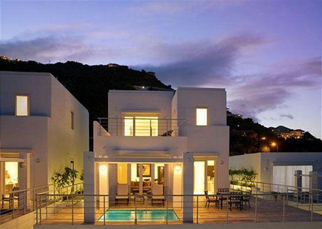 Luxury 2 Bedroom Beachview Villa - Image 1 - Saint Martin-Sint Maarten - rentals
