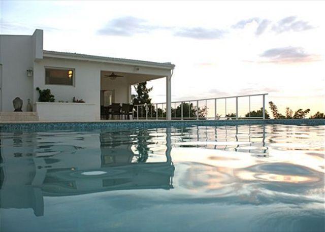 Gorgeous, contemporary 4 bedroom, 4 bath villa overlooking Pelican Key - Image 1 - Saint Martin-Sint Maarten - rentals