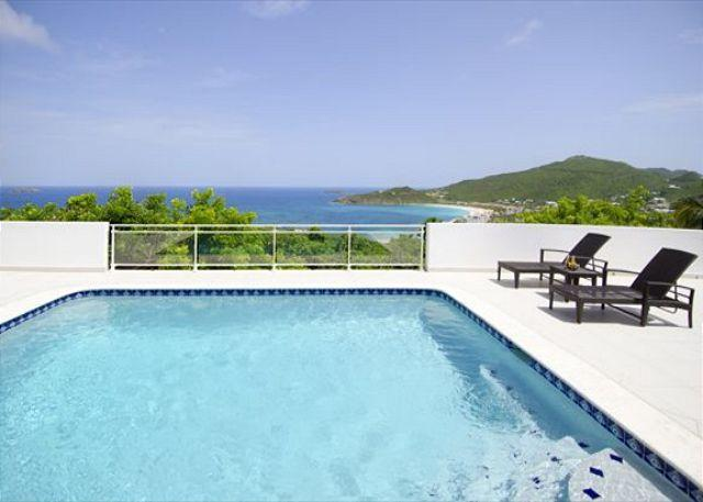 Newly renovated 4 bedroom villa overlooking the ocean - Image 1 - Saint Martin-Sint Maarten - rentals