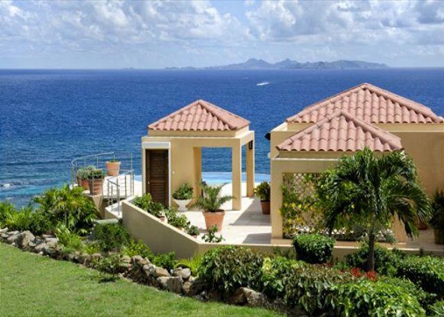 Spectacular, new 3 bedroom villa - Image 1 - Saint Martin-Sint Maarten - rentals