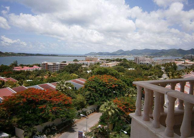2 Bedroom, 2 Bathroom High End Penthouse Condominium at RainbowBeach Club! - Image 1 - Saint Martin-Sint Maarten - rentals
