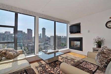 Downtown Vancouver 1 Bedroom Penthouse Condo in Coal Harbour Area - Image 1 - Vancouver - rentals