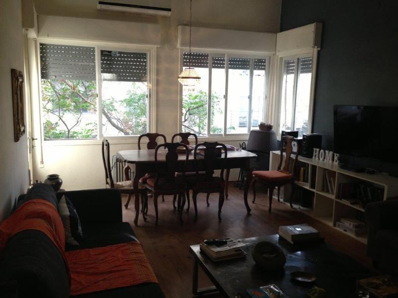 2BR w Balcony Fully furnish 1 Ha-Am - Image 1 - Tel Aviv - rentals