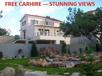 Villa Vounos - Villa Vounos 5 en-suite Bedrooms & FREE CAR HIRE - Pissouri - rentals
