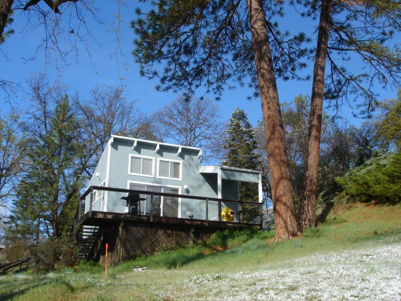 Artist's Studio at Sequoia Resort - ARTIST'S STUDIO CABIN at Sequoia Resort - house 2 - Badger - rentals
