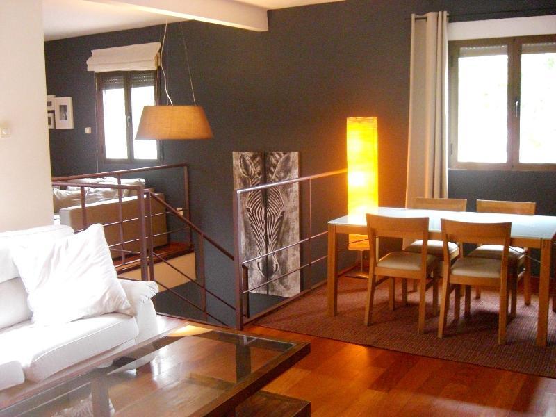 salón - Casa 220m2 en casco histórico con parking privado. - Toledo - rentals