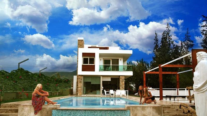 Premium villa; Pool & Mountain View - Image 1 - Dalyan - rentals