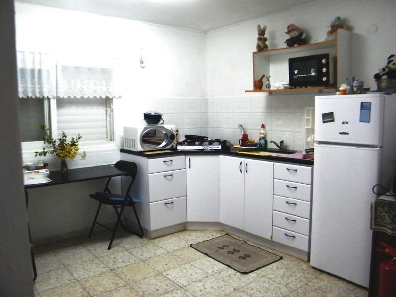 fully equipped kitchen - Stella Maris short Term Apartment- French Carmel - Haifa - rentals