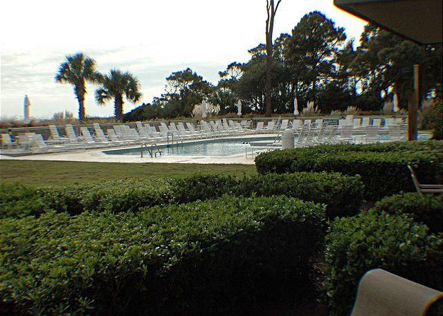 Ocean One 105 - Wonderful Oceanfront 1st Floor Condo - Image 1 - Hilton Head - rentals