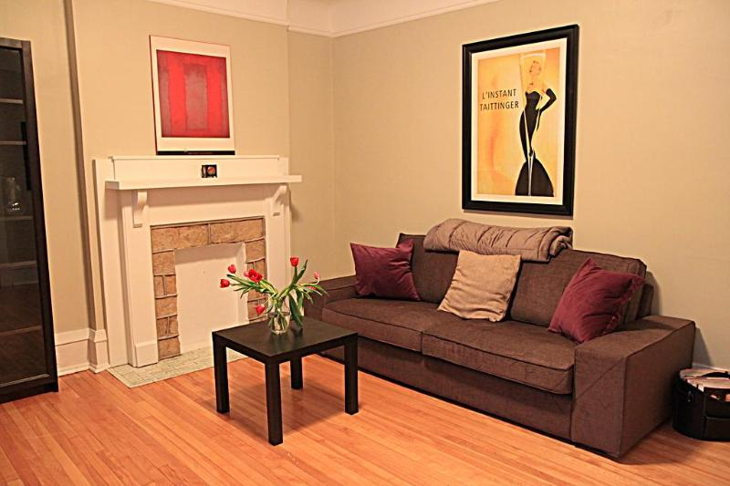 Comfortable and chic apartment - Upscale chic & central Fully furnished apartment - Ottawa - rentals