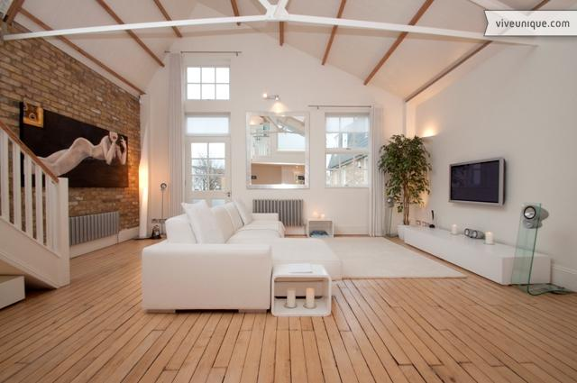 Luxury Loft 2 bed 2 bath, Oxford Street in 20 minutes - Image 1 - London - rentals
