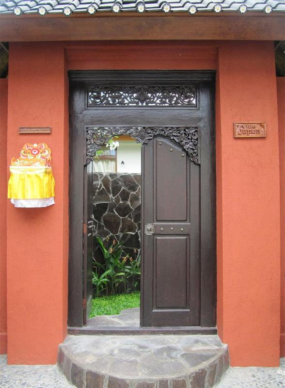 Entrance - Villa Jepun - Peaceful 2bedroom AC Villa in Ubud - Ubud - rentals