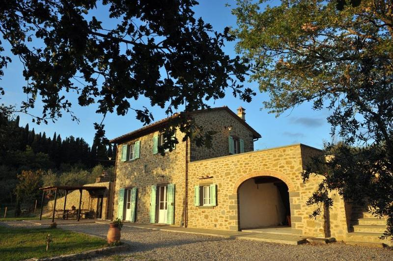 Villa Palazina - Villa Palazina - Amazing views of the Valdichian - Cortona - rentals