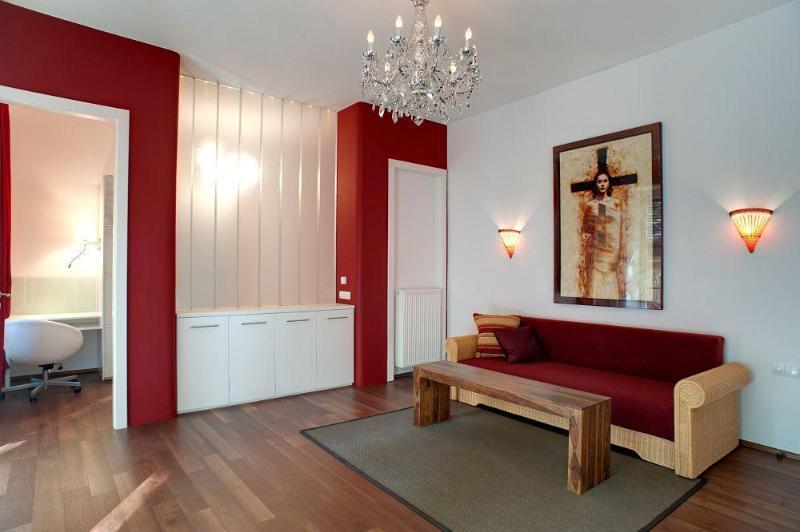 Main room - Your calm designer flat near Mariahilferstrasse - Vienna - rentals