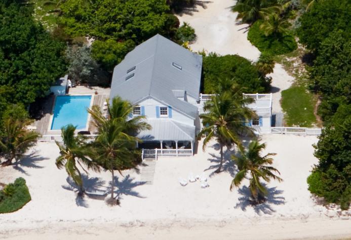 The Last Resort, Islamorada - Aerial View - Oceanfront Luxury Islamorada Estate - 4 bed/pool - Islamorada - rentals