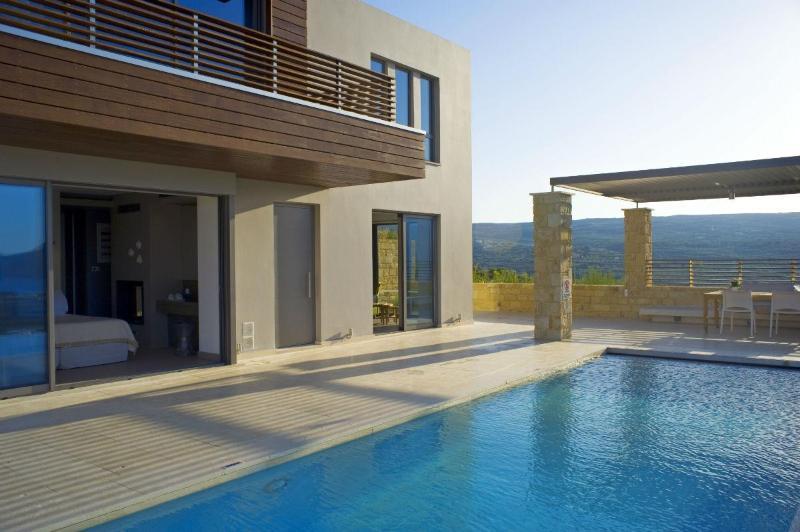 Villa Harmony,cretan luxury living in Kasteli - Image 1 - Chania - rentals