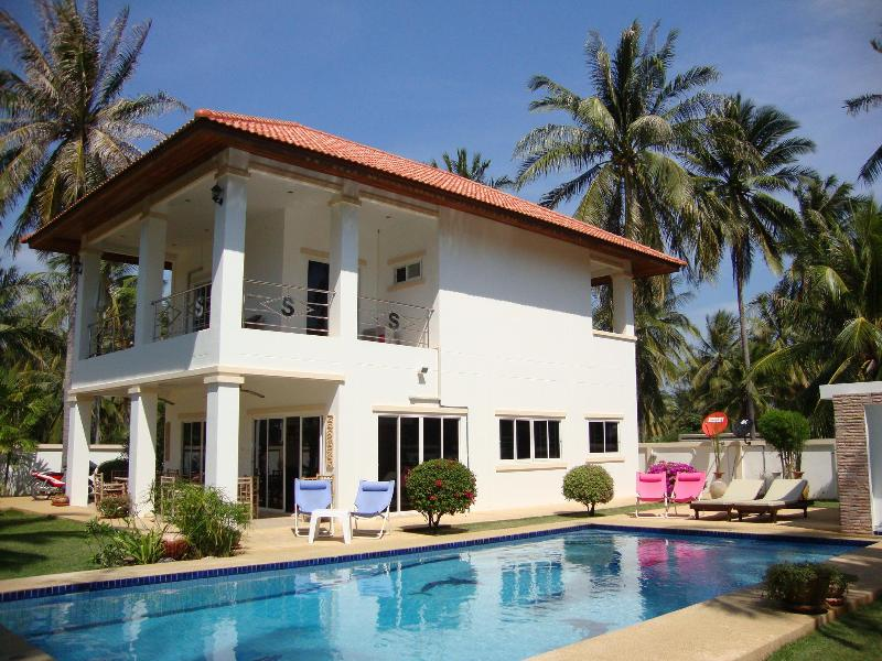 Front of House - Beautiful  Modern House in Dolphin Bay - Hua Hin - rentals