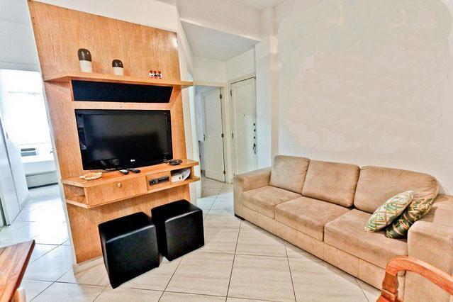 3 rooms, 3 bathrooms apt in Ipanema beach - Image 1 - Rio de Janeiro - rentals