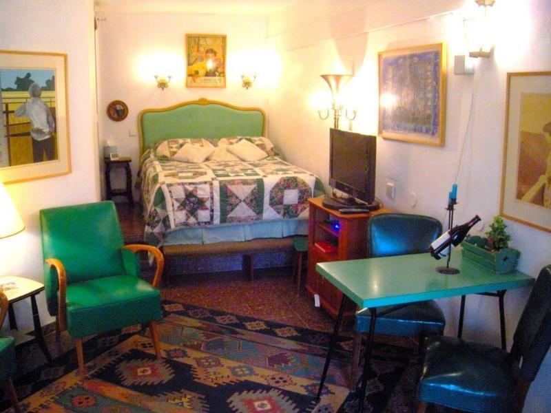 The Green Room Studio - Art B&B in Ein-Hod - Haifa - rentals