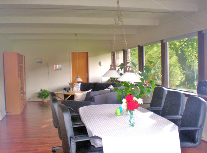 Big light dining room - Large apartment close to legoland - 6-12 persons - Give - rentals