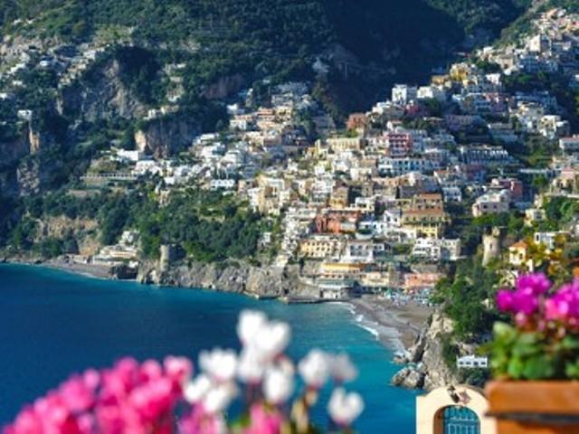 Villa Sopri -Positano - Amalfi Coast - Image 1 - Positano - rentals