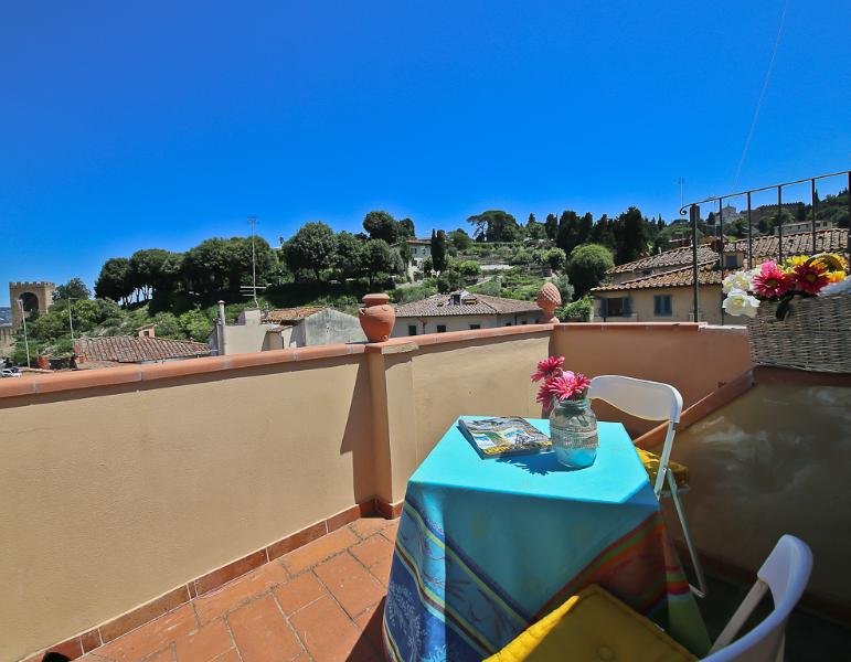 San Niccolo 3 bedroom apartment - Image 1 - Florence - rentals