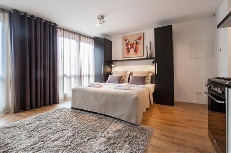 Sarphatipark Apartment 9 - Image 1 - Amsterdam - rentals
