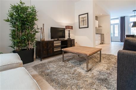 Sarphatipark Apartment 2 - Image 1 - Amsterdam - rentals