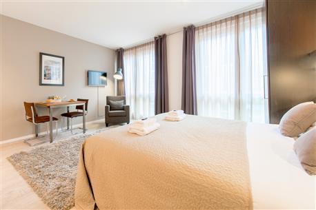 Sarphatipark Apartment 5 - Image 1 - Amsterdam - rentals
