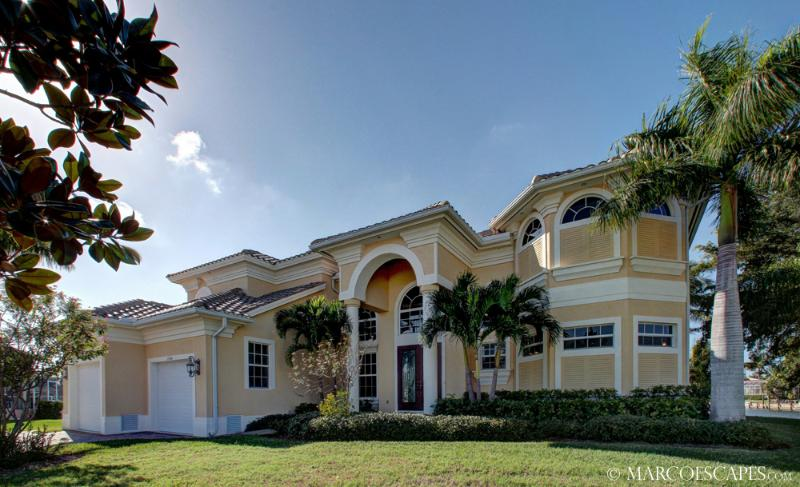 WATERFALL COURT - Two Full Master Suites!  Due South Exposure on The Bay!! - Image 1 - Marco Island - rentals