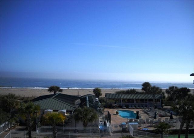 View - Tybee Island Beachsde Colony Resort - Tybee Island - rentals