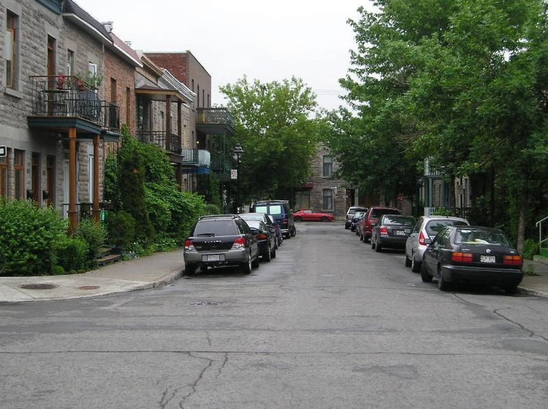 Gilford Street - Plateau Suites - Montreal - rentals